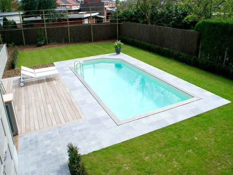 Gardi Wooden Swimming Pools - Rectoo - World of Pools