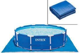 Intex 15ft Ground Cloth - World of Pools