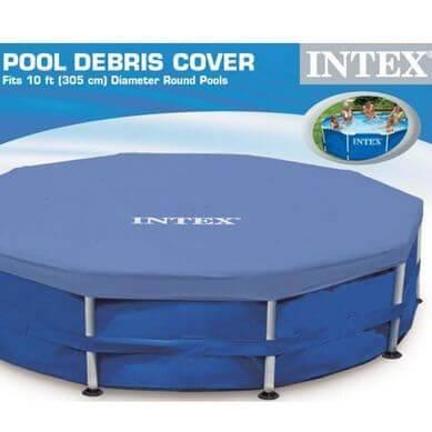 Intex Metal Frame Debris Covers - World of Pools