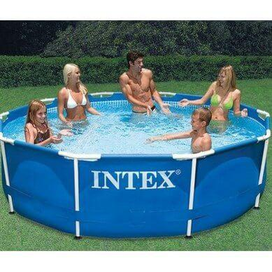 Intex Metal Frame Pool - World of Pools