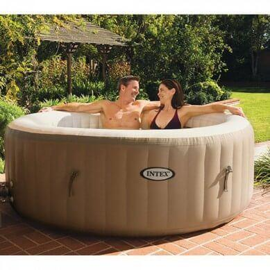Intex PureSpa Ultra Hot Tub - Bubble - World of Pools