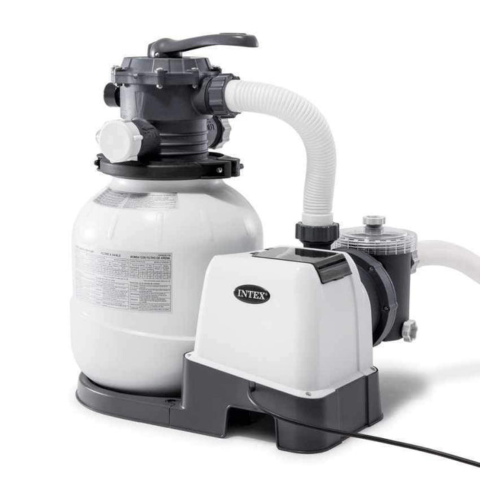 Intex Sand Filter & Pump - 26646 6m3 P/H - World of Pools