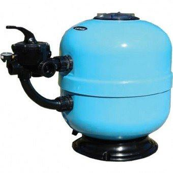 Lacron Side Mount Sand Filter Including Sand Media - World of Pools