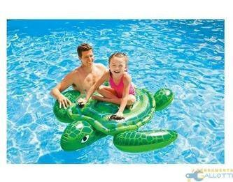 Intex Lil' Sea Turtle Ride-On - World of Pools