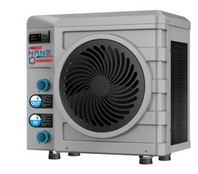 Nano Action Reversible 3kw Heat Pump For Above Ground Pools