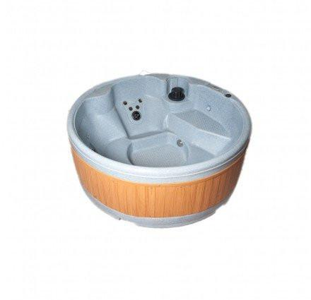 Orbis 4 Person Hot Tub RotoSpa - Fits Through Standard Doorway - World of Pools