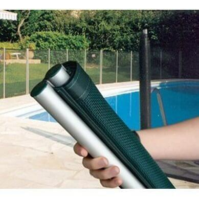 Plastica Rollaway Swimming Pool Safety Fence - World of Pools