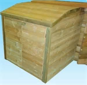 Wooden Filtration Enclosure