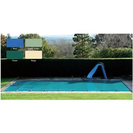 Poolsaver Manual Swimming Pool Safety Cover - World of Pools