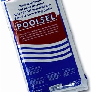 Poolsel Swimming Pool Salt - World of Pools