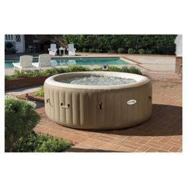 Intex PureSpa Bubble 6 Person - World of Pools