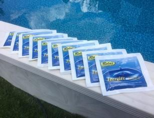 Relax Energize Sachets - Hot Tub Shock Clarifier - World of Pools