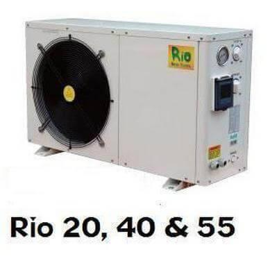 Rio Swimming Pool Heat Pump - World of Pools