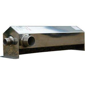 Stainless Steel Swimming Pool Heat Exchanger - World of Pools