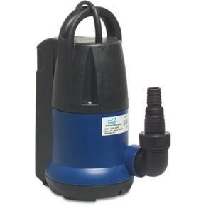 submersible pump with internal float switch for swimming pools