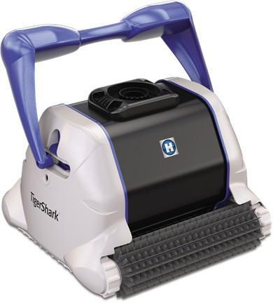 Hayward Tiger Shark Robotic Swimming Pool Cleaner Quick Clean - World of Pools