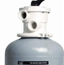 Mega Top Mount Swimming Pool Sand Filter - World of Pools