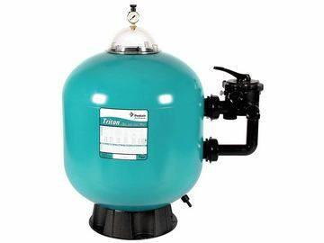 Triton Side Mount Swimming Pool Sand Filter - Complete with Media - World of Pools