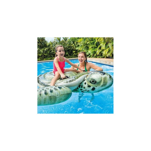 Intex Realistic Sea Turtle Ride-On #57555NP - World of Pools
