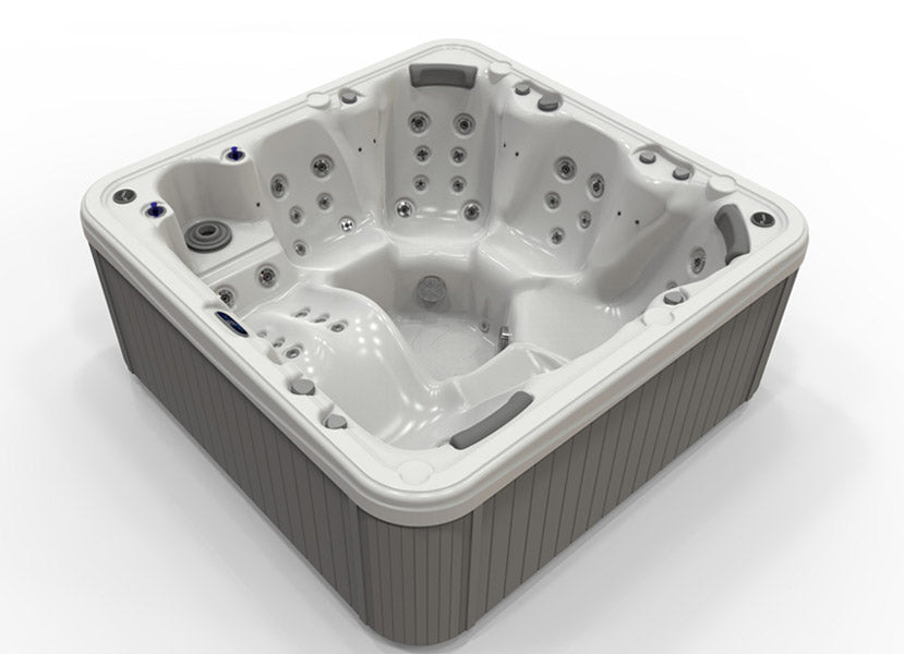 Week End 645/L 6 Person Hot Tub Spa - World of Pools