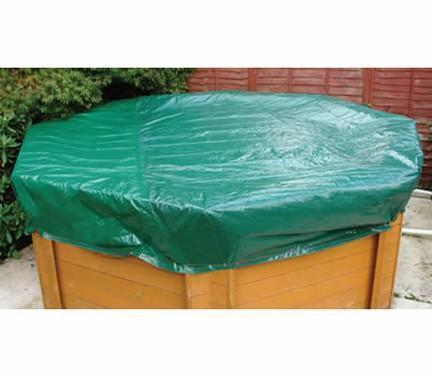 Premium Wooden Pool Winter  Debris Covers - World of Pools