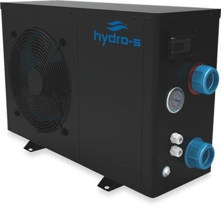 Hydro S ECO Heat Pump For Swimming Pools - World of Pools