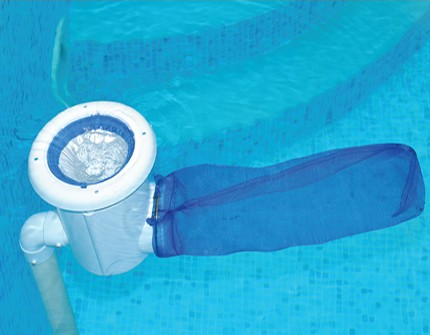 PoolSkim Automatic Swimming Pool Surface Skimmer - World of Pools