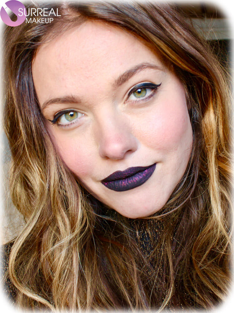Black Cherry Matte Lipstick by Surreal Makeup