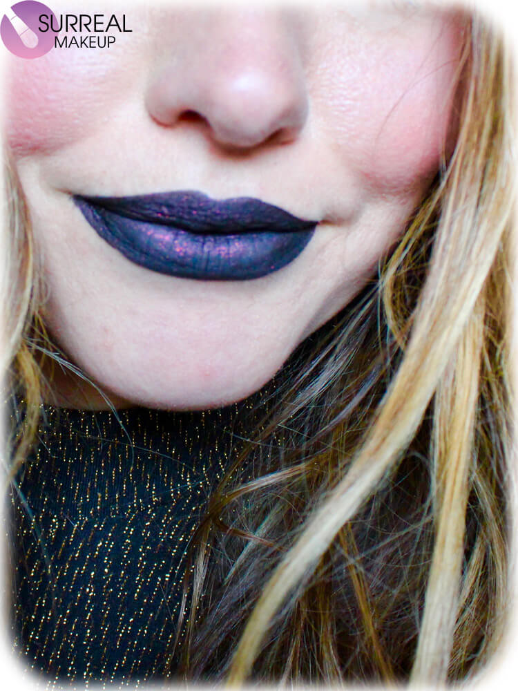 Black Cherry Lipstick