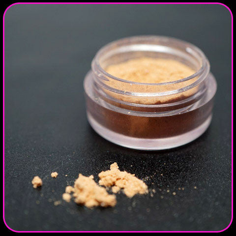 Caramel Kiss Eye Shadow in 5g Jar by Surreal Makeup