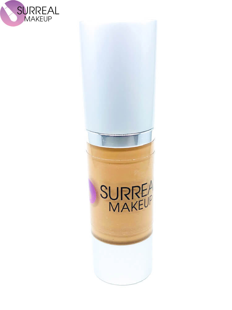 Caramel liquid Foundation by Surreal Makeup
