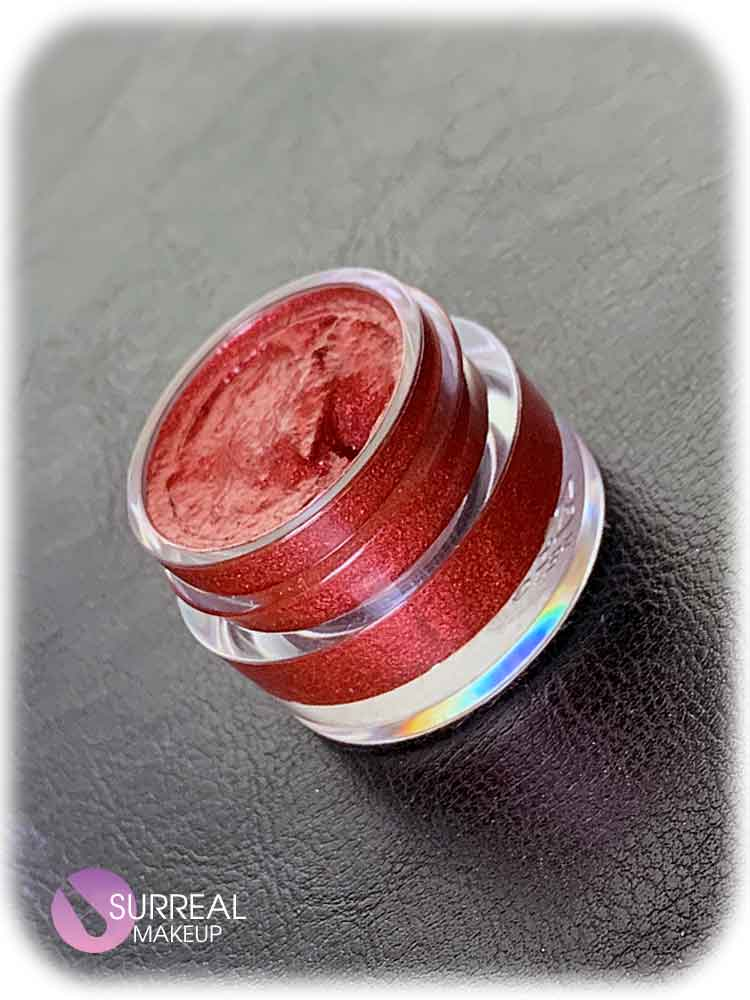 Cherry Bomb Cream Eyeshadow by Surreal Makeup
