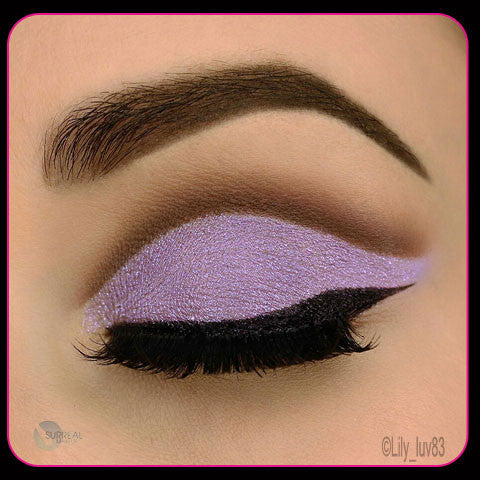 Surreal Makeup Rock Candy Eye Shadow - Closed Eye