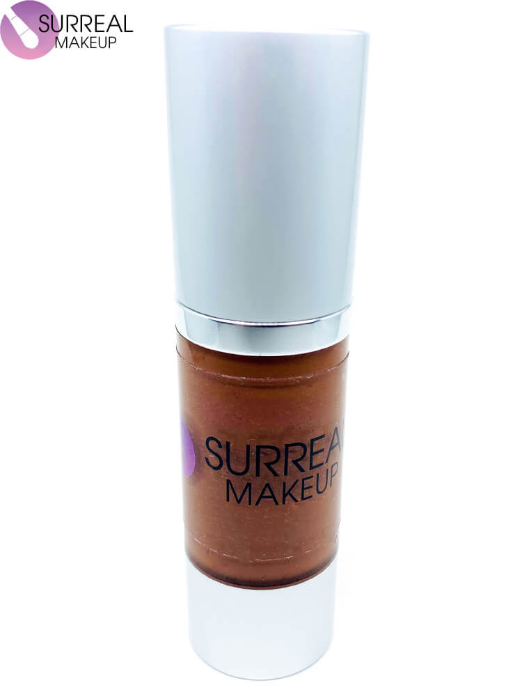 Ebony Liquid Foundation by Surreal Makeup