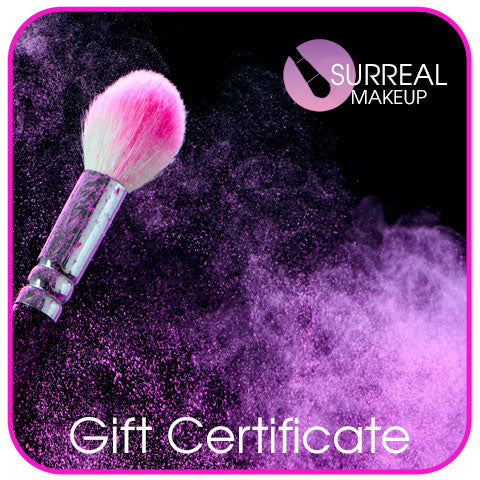 Surreal Makeup Gift Card