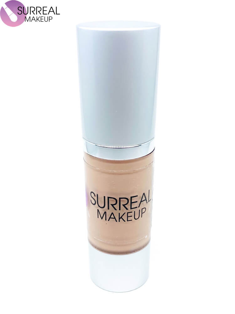 Light Beige Foundation by Surreal Makeup