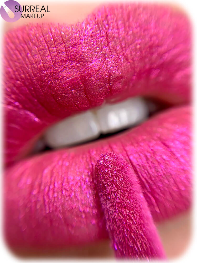 Pink Diamond Matte Lipstick by Surreal Makeup