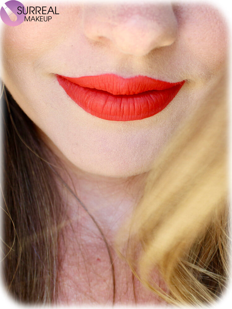 Red Hot Lipstick by Surreal Makeup