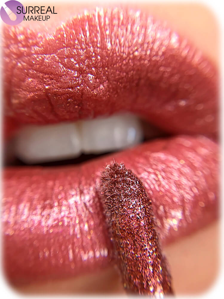 Rockin' Rose Lip Gloss by Surreal Makeup