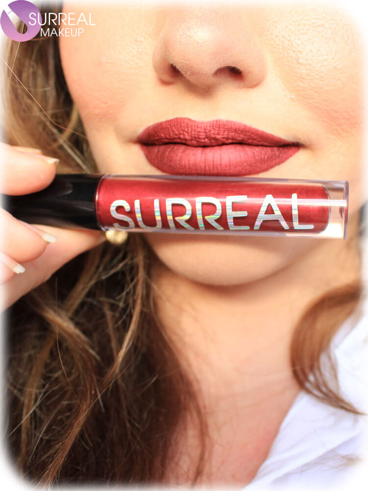 Ruby Lipstick by Surreal Makeup