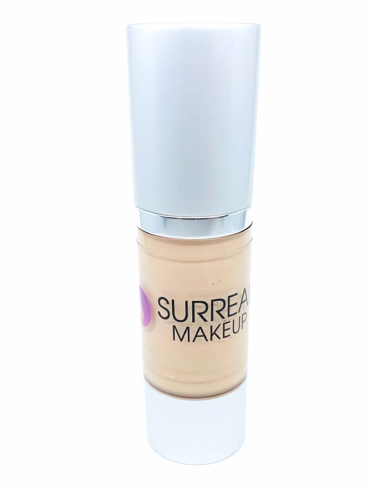 Sand Liquid Foundation by Surreal Makeup