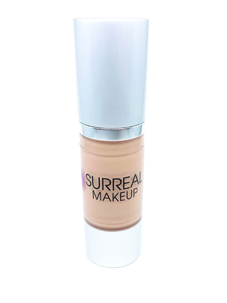 Sun Goddess Liquid Foundation by Surreal Makeup