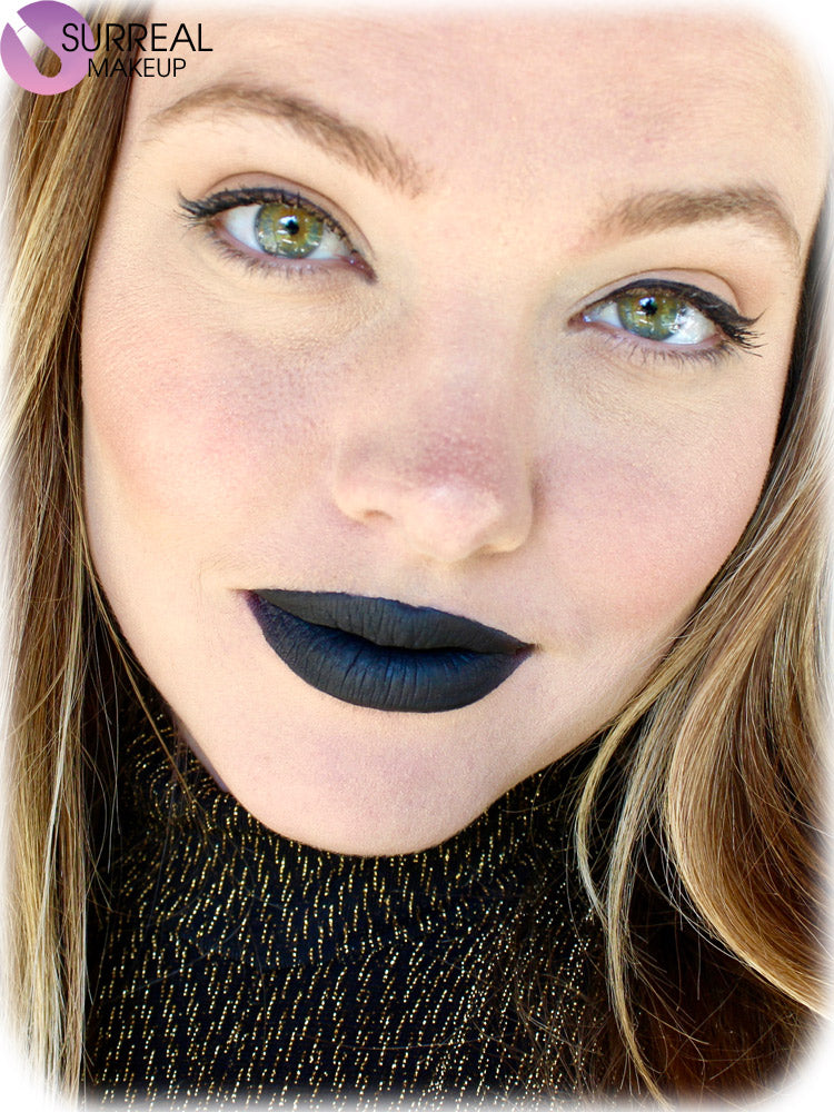 Vader Lipstick by Surreal Makeup