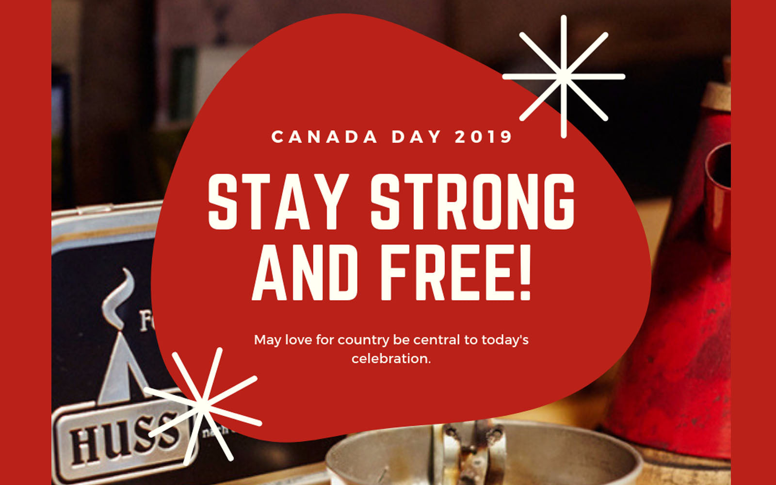CANADA DAY AND OTHER FAVOURITE HOLIDAYS IN CANADA