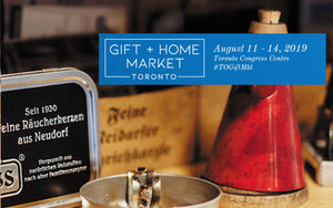 HUSS Incense at the new Toronto Gift+Home Market