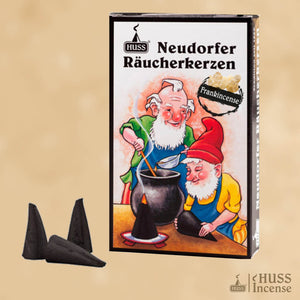 HUSS Incense cones