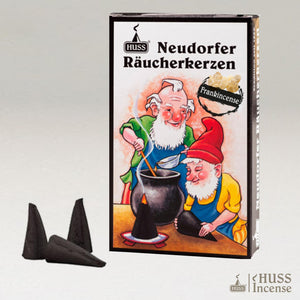 HUSS Incense cones frankincense