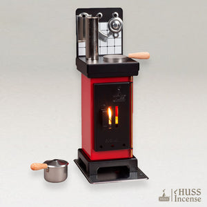 HUSS Incense Cone and Fragrance Oven