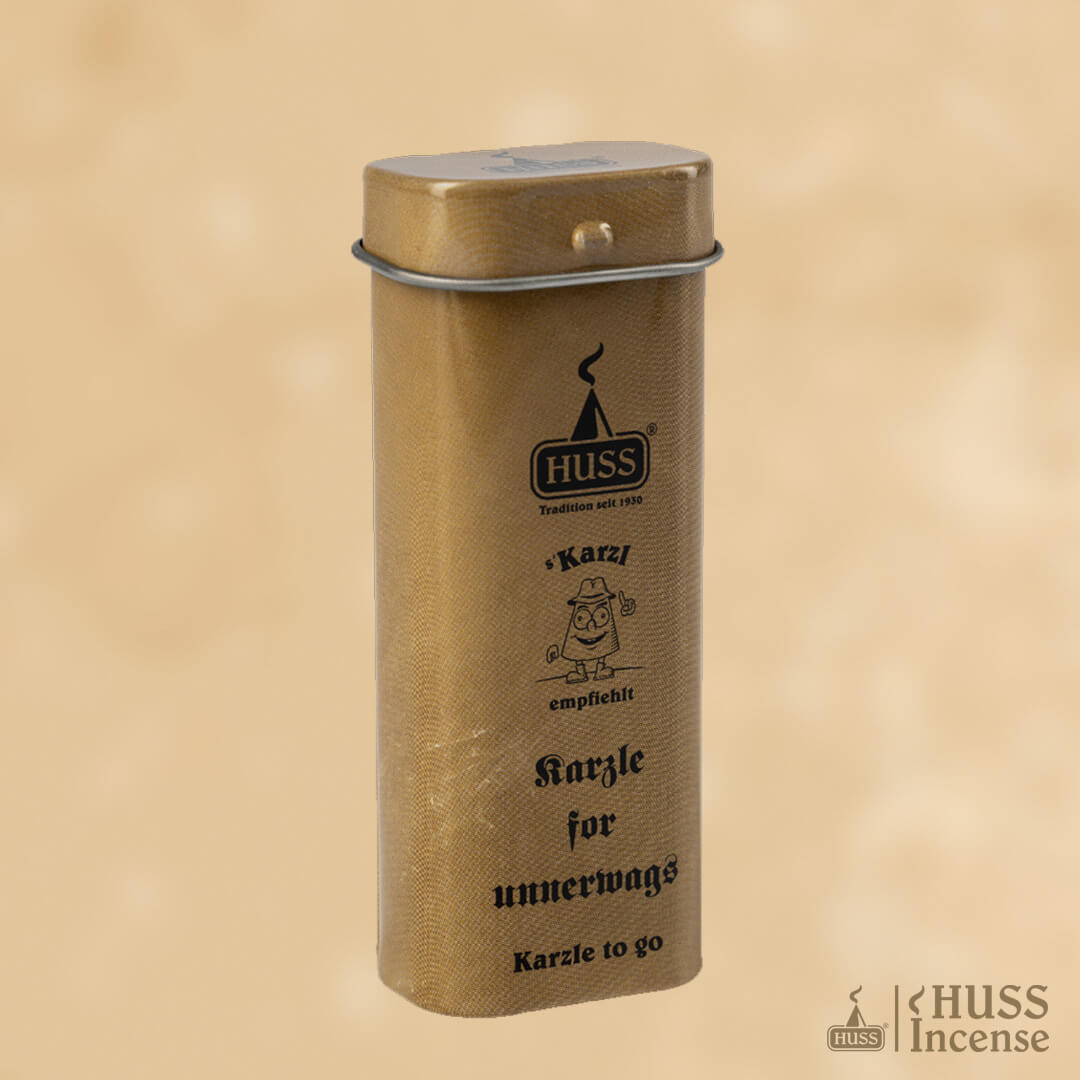 HUSS Incense Karzl to go