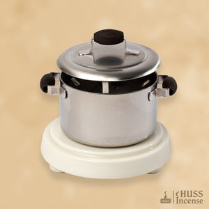HUSS Incense Smoking Kettle